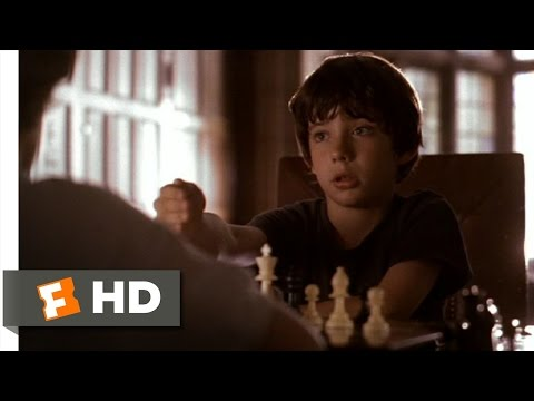 Searching for Bobby Fischer (1010) Movie CLIP - Josh Offers...