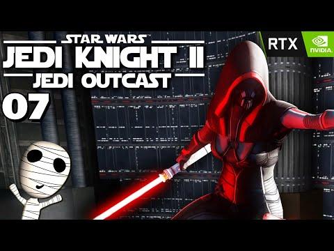 Die dunkle Seite der Macht! - Star Wars Jedi Knight 2 Jedi Outcast #7 - deutsch Gameplay RTX