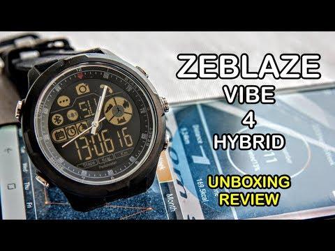 Zeblaze Vibe 3 Hr Vs Pro Smart Sport Fitness Watch Review And