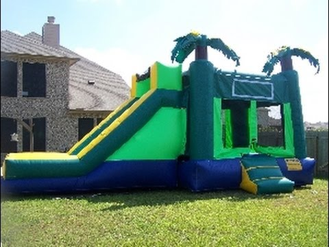 Kids Birthday Parties With Water Slide Spring TX