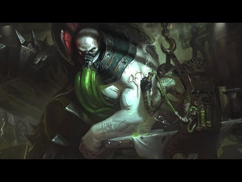 Ургот - Машина убийца | Лига Легенд