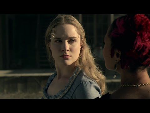 Maeve & Dolores : Westworld Promo (HBO)