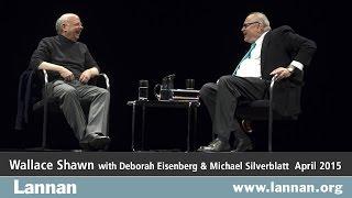 Wallace Shawn, Conversation, 15 April 2015