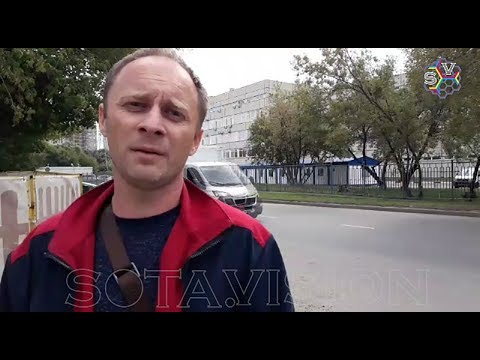 Начались увольнения голодающих водителей ГБУ Автодор в Москве
