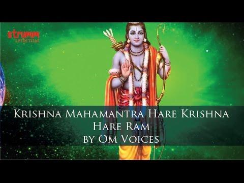 Krishna Mahamantra – Hare Krishna Hare Ram By Om Voices video