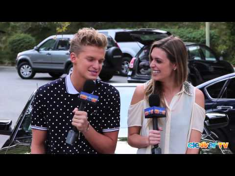 Cody Simpson Interview On Set of
