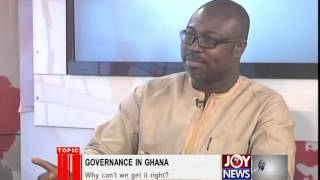 Akwasi Osei Take - Joy News (28-7-14)