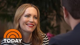 Leslie Mann Shares The Real Story Behind Her Marriage To Judd Apatow | TODAY