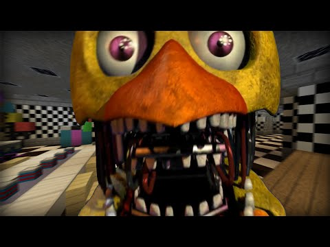 FIVE NIGHTS AT FREDDY'S 2 EN MINECRAFT | MAPA 1.8