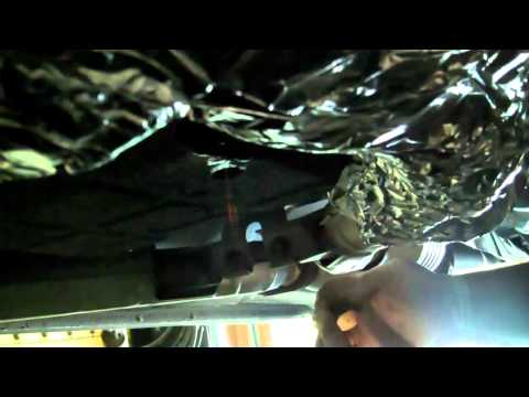 2001 Subaru Outback Transmission Service Part 1