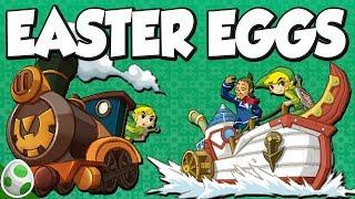 Easter Eggs in Phantom Hourglass & Easter Eggs in Spirit Tracks - DPadGamer