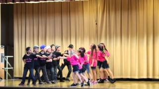 Talent Show - Fight Song