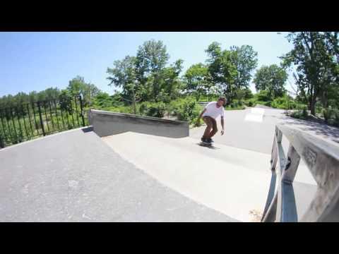 POW!!skateboards Canarsie Skatepark
