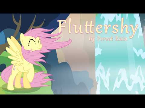 Forest Rain - Fluttershy