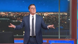 Stephen Colbert Takes Audience Questions
