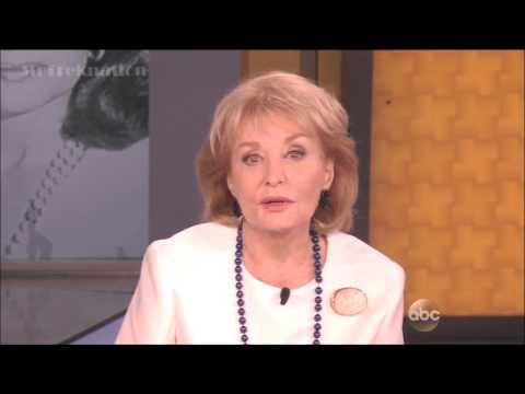 Barbara Walters - Final Farewell - The View 5-16-14