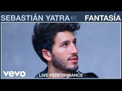 "Sebastián Yatra - ""Fantasía"" - Live Performance | Vevo (Live)"