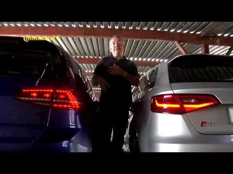 RPM TV - Episode 271 - Volkswagen Golf R vs Audi S3 Sportback