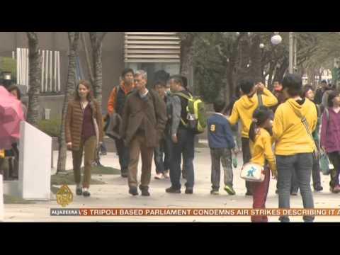 Al Jazeera / Taiwan Economy