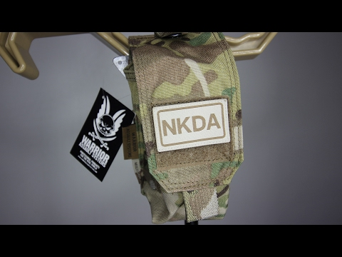 Warrior Assault Systems - Individual first Aid Kit - IFAK Pouch