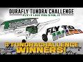 #TundraChallenge Winners!