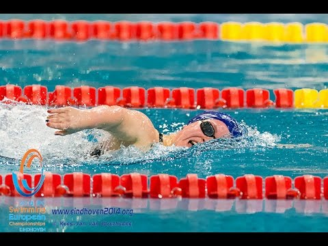 Women's 400m freestyle S6 | Final | 2014 IPC Swimming European Championships Eindhoven