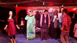 ghazal party mergong