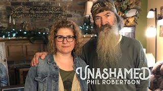Phil Robertson's Daughter Opens Up About Meeting Her Dad | Ep 96