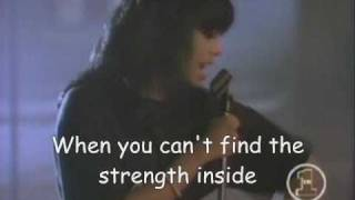Watch Whitney Houston Youll Never Stand Alone video
