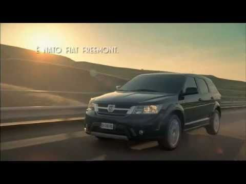 Реклама Freemont 2012