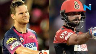 IPL 2017: RCB vs RPS leads to another Kohli and Smith face-off