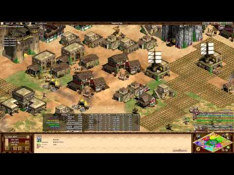 Aoe2 Best Oasis Game Ever