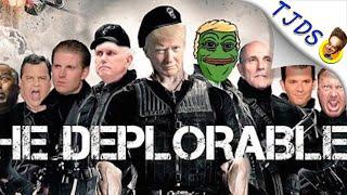 Trump's Son Tweets Alt-Right Meme Featuring Famous Racist Frog