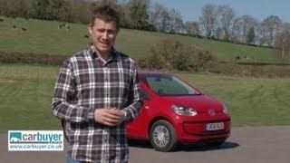 Volkswagen up! review – CarBuyer