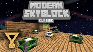 Actually Additions ohne Sinn - Modern Skyblock Classic 20 [Let's Play] [Deutsch] [German]