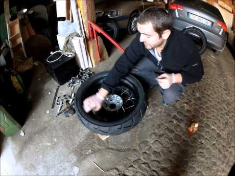 changer son pneu