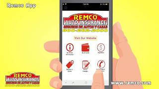 Remco Insurance How to use our app  its features