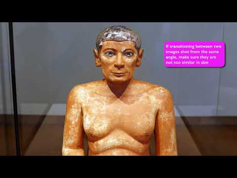 Producing a Smarthistory-style video, an annotated guide