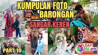 Kumpulan Foto Barongan SANGAR ANGKER Part 10