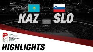 Казахстан : Словения