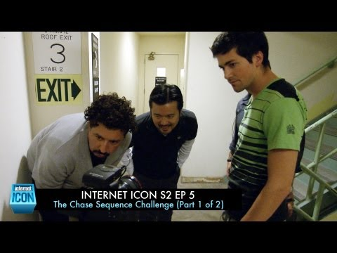 Internet Icon S2 Ep5 - The Chase Sequence Challenge (Part 1 of 2)