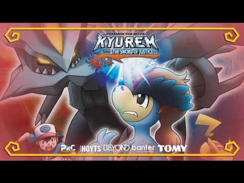 Pokémon: Kyurem Vs. The Sword of Justice - Coming to Hoyts in Australia & New Zealand!