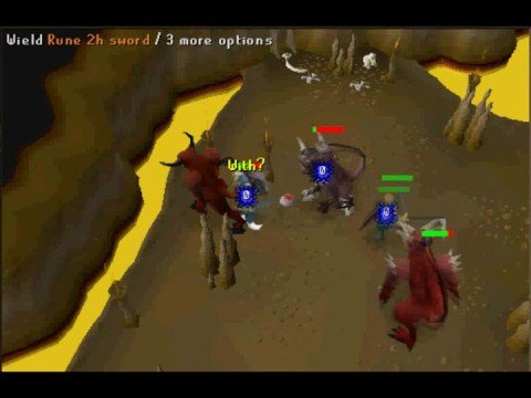 Runescape: GL x FuRy 's  1-99 DeFeNce Guide (Non Members)