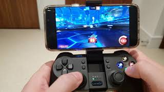 Steam Link play PC games on Android - Samsung Galaxy S9