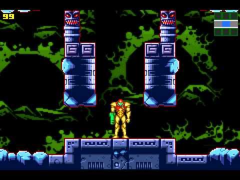 Metroid - Zero Mission - Vizzed.com GamePlay - User video