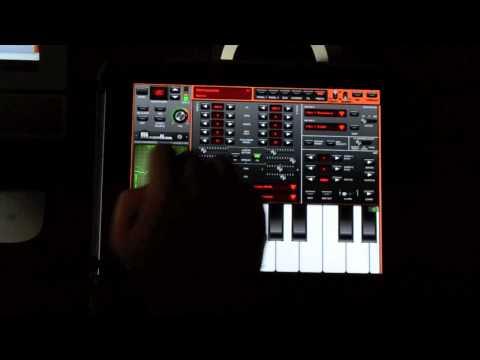 Magellan for iPad Tutorial 4: Sequencer