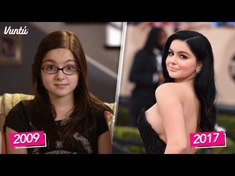 10 niñas famosas que con los años se pusieron bien buenas