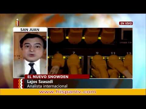 EEUU detecta a un 'nuevo Snowden' según analista experto Lajos Szaszdi