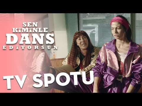 Sen Kiminle Dans Ediyorsun - TV Spotu (17 Kasım'da Sinemalarda!)
