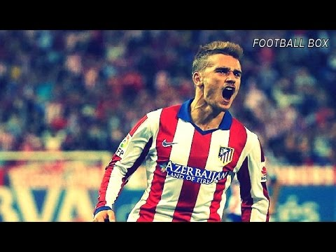 ● Antoine Griezmann ● Amazing Skills and Goals ● 2014/2015 HD